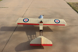 I just finished my top Flite elder 40 project IMG_3296